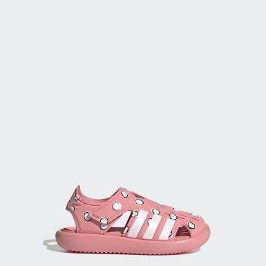 Children Swim Pink Water Sandals