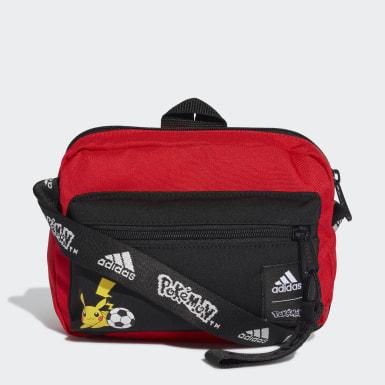 Bolsa Organizadora Pokémon (UNISSEX) Vermelho Training