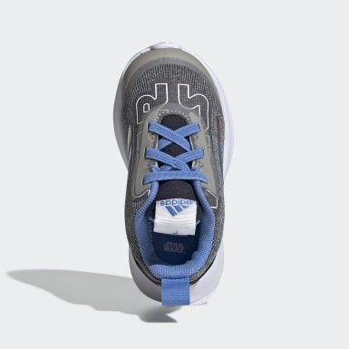 Kids Running Blue RapidaRun Star Wars Shoes