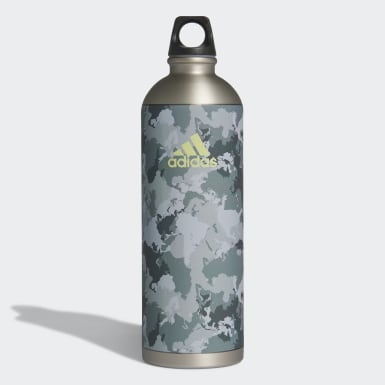 Cross Training Flerfarvet Steel Graphic vandflaske 750 ml