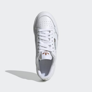 Women Originals White CONTINENTAL 80 W