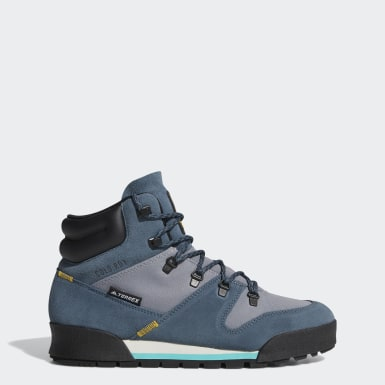 бирюзовый Ботинки для хайкинга Terrex Snowpitch
