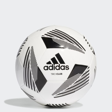 Men Football White Tiro Club Ball