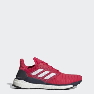 Sapatos Solar Boost Rosa Homem Running