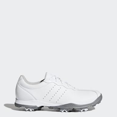 Chaussure Adipure DC blanc Femmes Golf