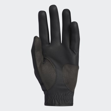 Men Golf Black Aditech Glove