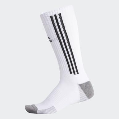 Soccer White Tiro Crew Socks