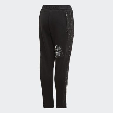 Boys Training Black Star Wars Joggers
