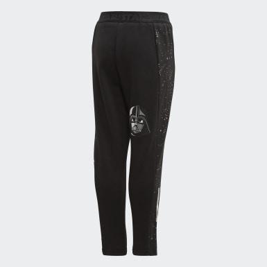 Αγόρια Training Μαύρο Star Wars Pants
