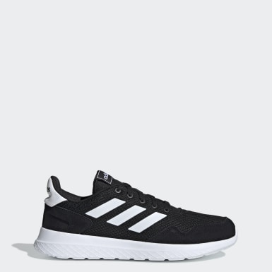 Men Sport Inspired Black Archivo Shoes