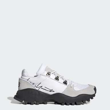 Men Y-3 White Y-3 Kyoi Trail