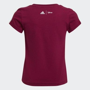 Camiseta Disney Violeta Niña Athletics