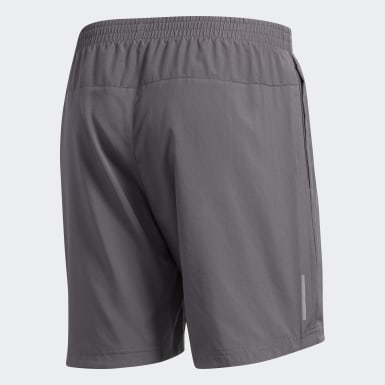 Short Run-It gris Hommes Course