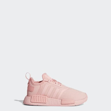 Children Originals Pink NMD_R1 Shoes