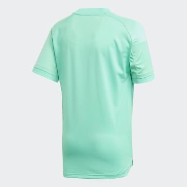 Camisa Treino CR Flamengo (UNISEX) Verde Kids Futebol