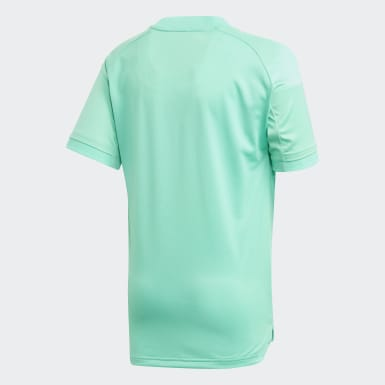 Camisa Treino CR Flamengo (UNISSEX) Verde Kids Futebol