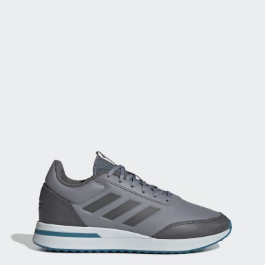 Frauen Running Run 70s Schuh Grau