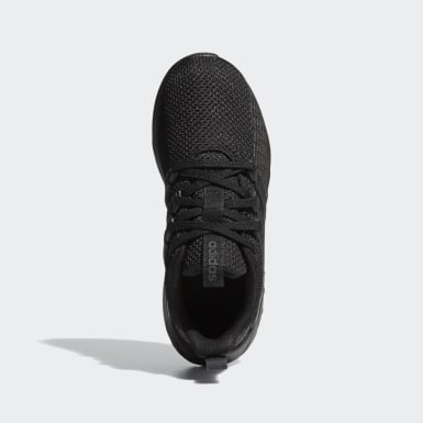 Kids Running Black Questar Flow Shoes