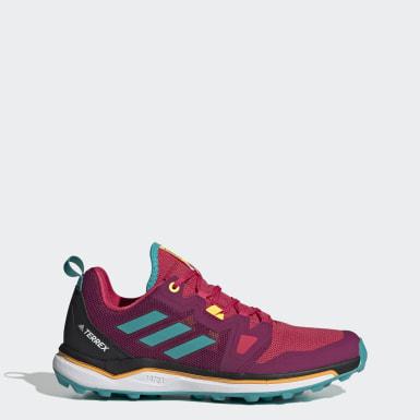 Zapatillas de Trail Running Terrex Agravic Rosado Mujer adidas TERREX