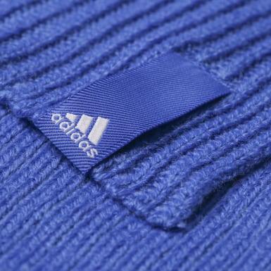 Träning Blå Performance halsduk