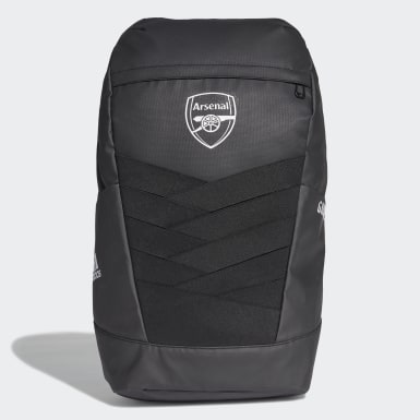 Football Black Arsenal ID Backpack