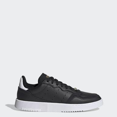 Sapatos Supercourt Preto Mulher Originals