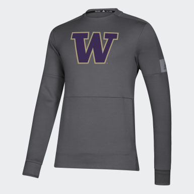 Men's Athletics Huskies Game Mode Crew Sweatshirt