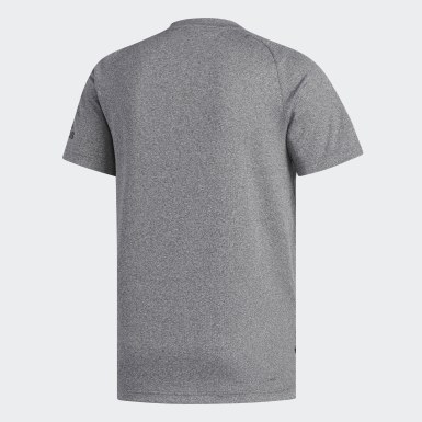 Men Training Grey M AXIS SS TEE