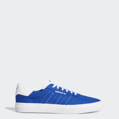 синий Кеды 3MC