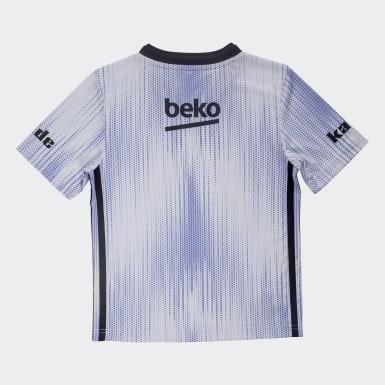 Youth Football Blue Beşiktaş JK Third Jersey