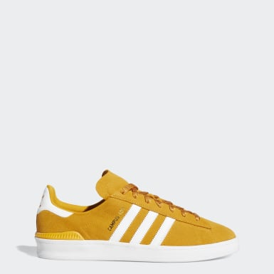 Men Originals Yellow Campus ADV Shoes