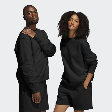Originals Pharrell Williams Basics Sweatshirt – Genderneutral Schwarz
