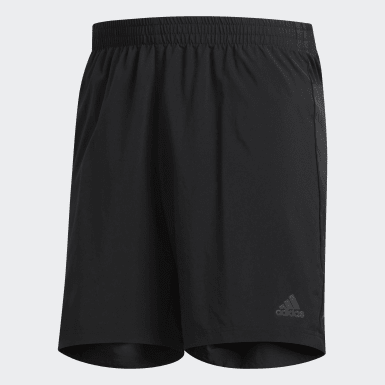 Men Running Black Run-It Shorts