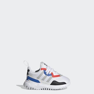Sapatos Originals Flex Branco Criança Originals