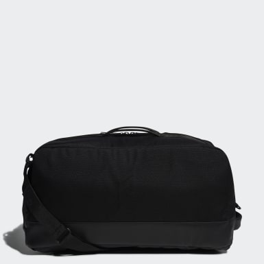 Golf Black Adicross Boston Bag