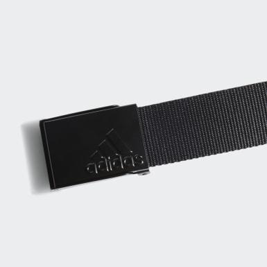 Reversible Web Belte Svart