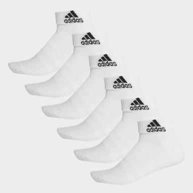 Socquettes Cushioned (6 paires) blanc Entraînement