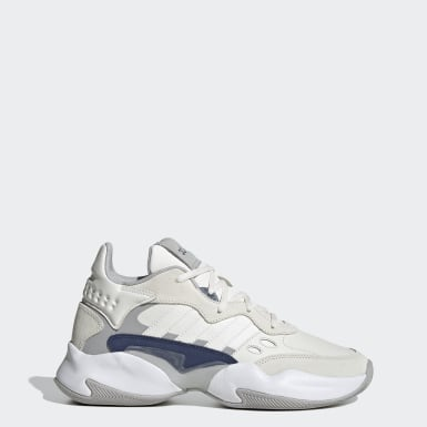 Men Sport Inspired White Streetspirit 2.0 Shoes
