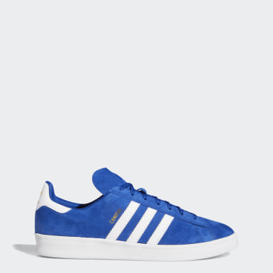 Scarpe Campus ADV Blu Originals