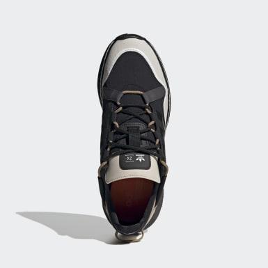 Chaussure ZX 2K Boost Pure Noir Originals