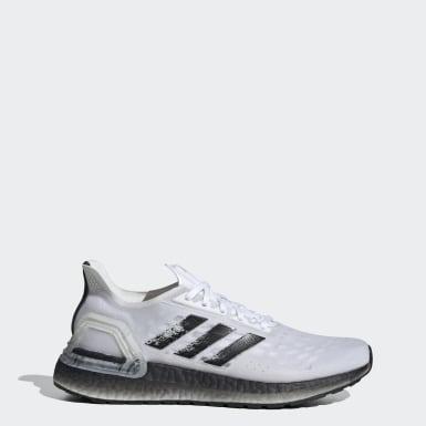 Sapatos Ultraboost PB Branco Mulher Running