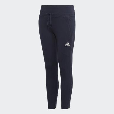 Mädchen Athletics VRCT Hose Blau