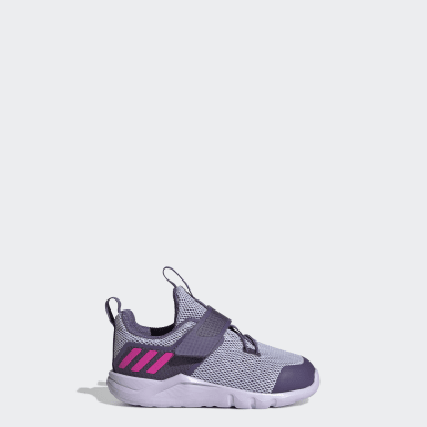 Kids Running Purple RapidaFlex Shoes