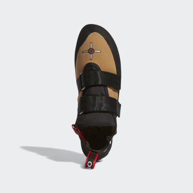 Five Ten Καφέ Five Ten Anasazi Hook and Loop Climbing Shoes