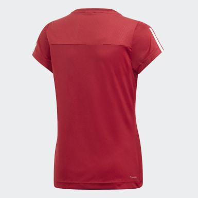 T-shirt Equipment Bordeaux Ragazza Yoga