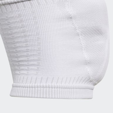 Volleyboll Vit Primeknit Volleyball Kneepads