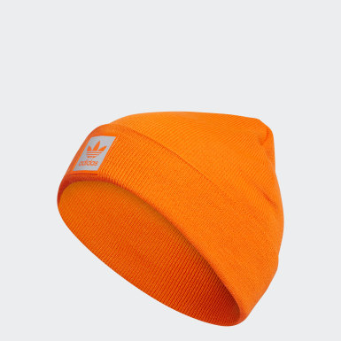 Originals Orange Nite Beanie