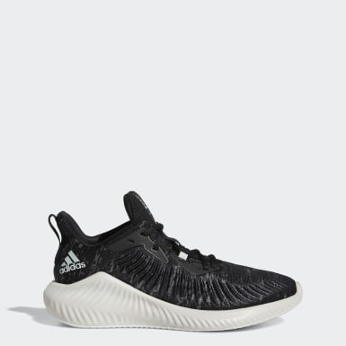Sapatos Alphabounce+ Run Parley