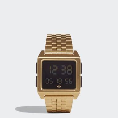 Zegarek ARCHIVE_M1 Zloty