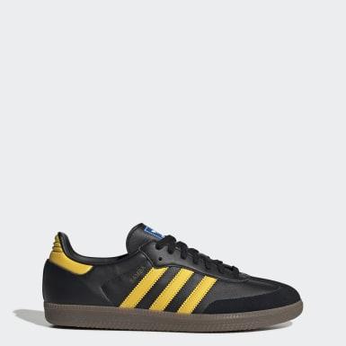 Sapatos Samba OG Preto Mulher Originals